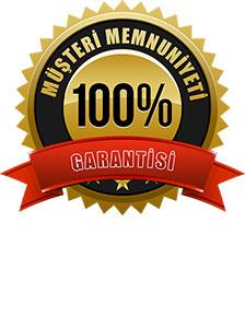 Müşteri memnuniyeti bizim için temel kriter. Sizleri mutlu edecek ürünleri sunuyoruz ve hep sizden tarafız.